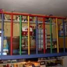 Mezzanine de jeu