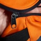 Réparer la fermeture à glissière d'un sac à dos